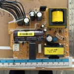 Main power supply board